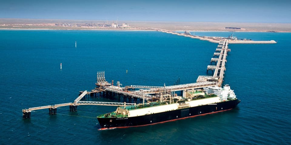 LNG Prices Hit 17-month Low in North Asia
