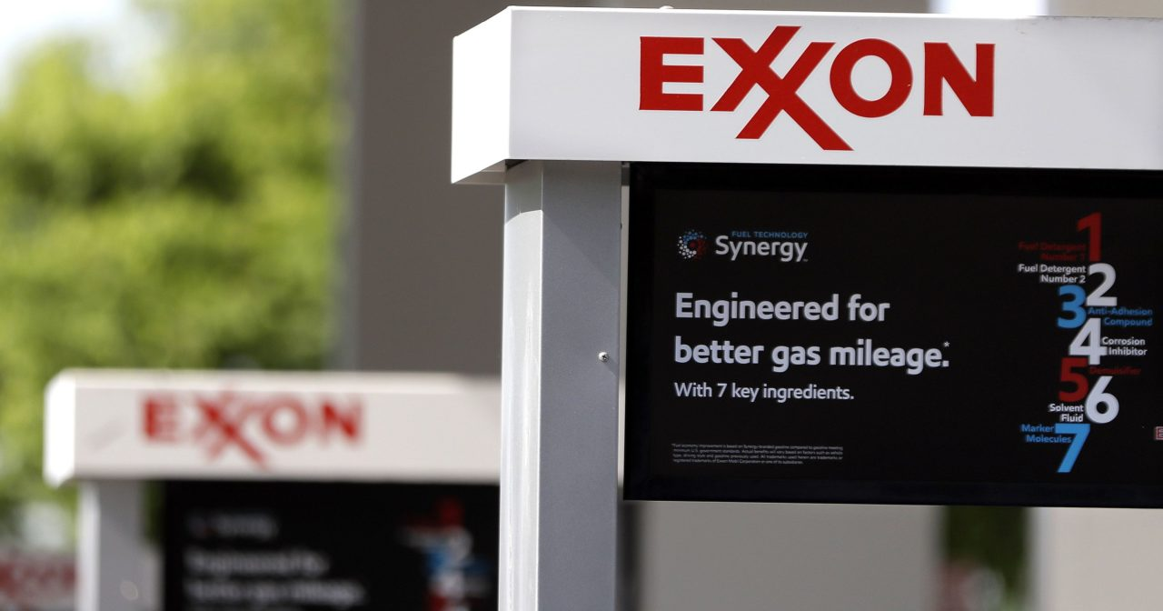Exxon Expects Demand For High-Sulfur Fuel Oil To Drop 25%
