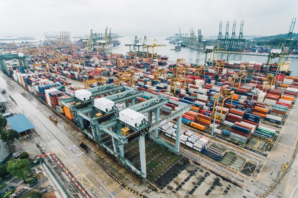 Tuas Mega Port Positions Singapore Strongly In The Maritime Industry