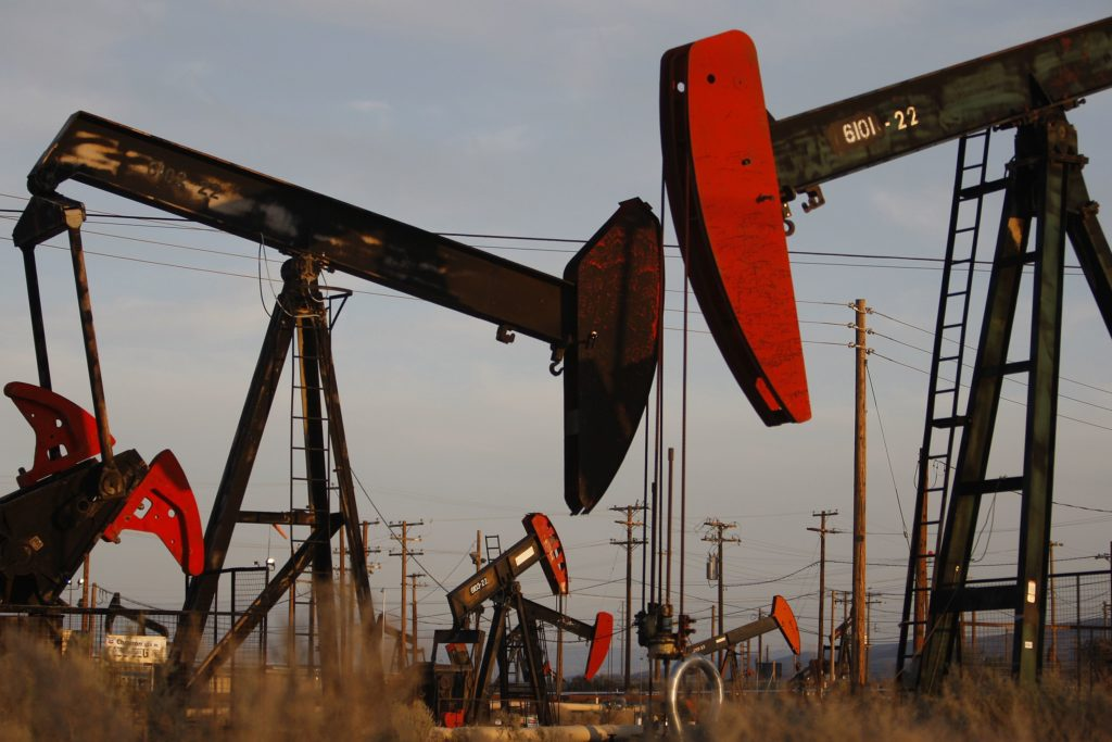Big Oil Circles Permian Basin Riches