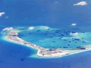 Vietnam accuses China of violating its fishing rights in its exclusive economic zone in South China Sea