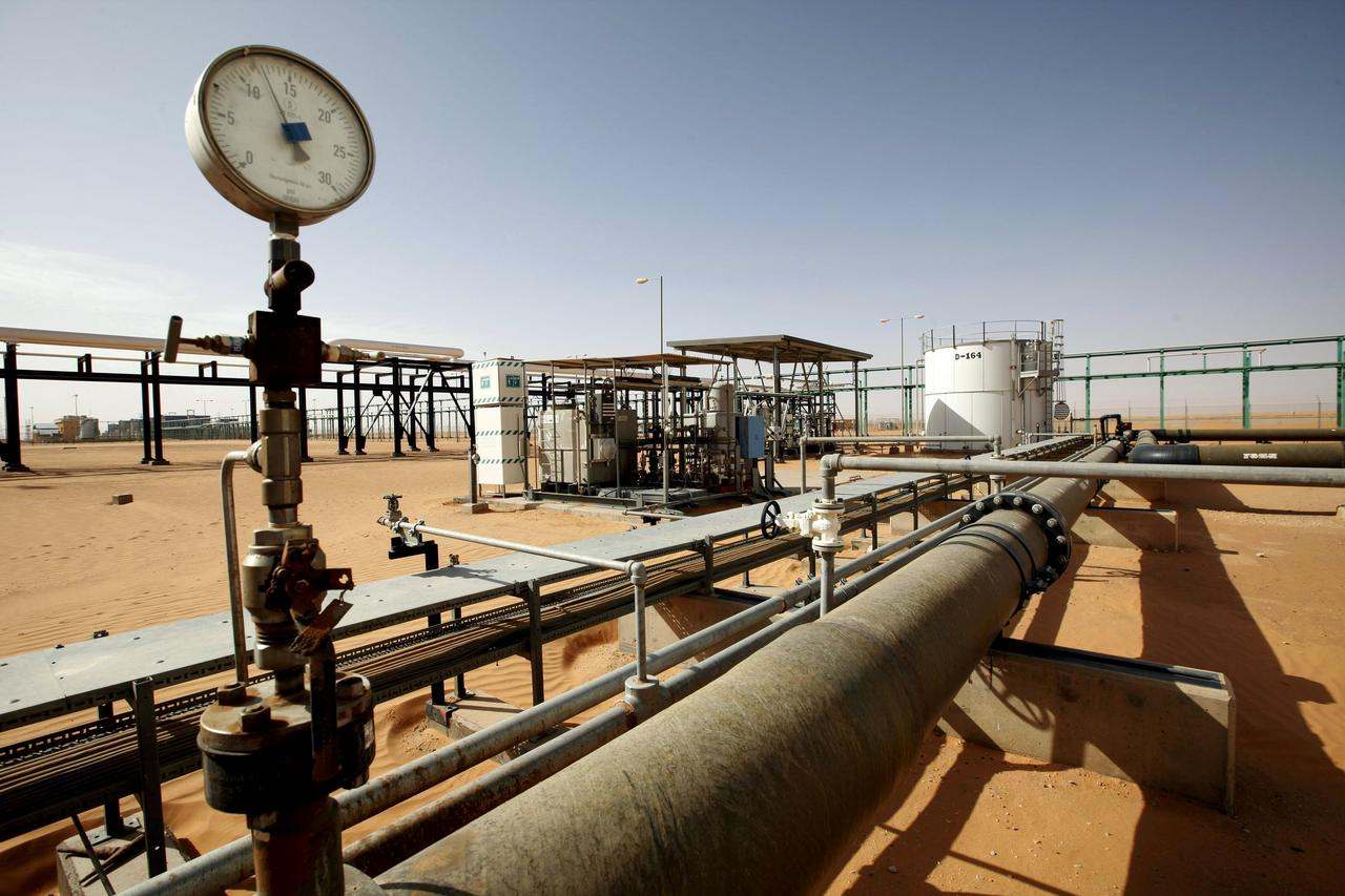 Oil rises as Libya declares force majeure in production