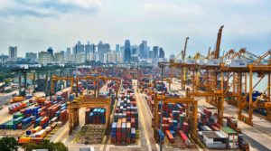 Singapore's 2019 shipping throughput hits record high