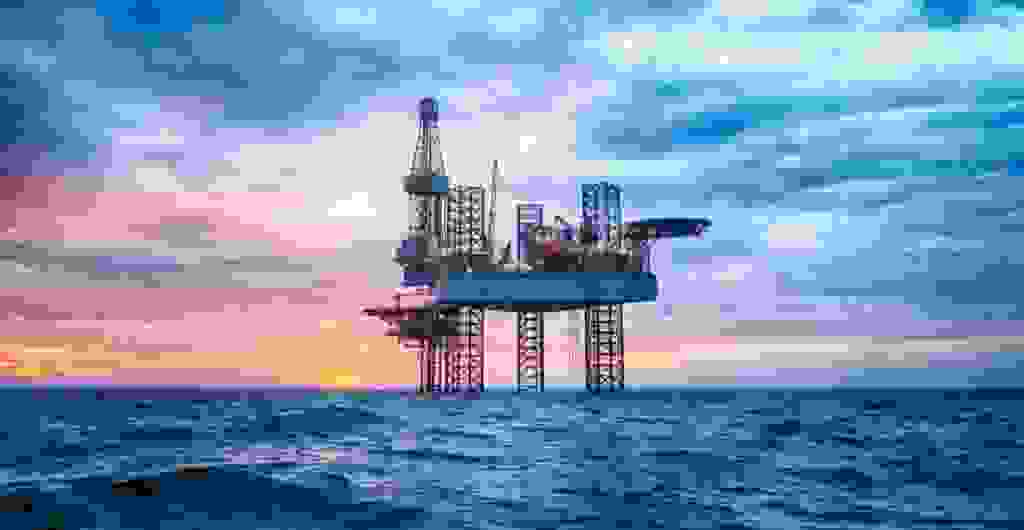 The worldwide offshore rig count in December